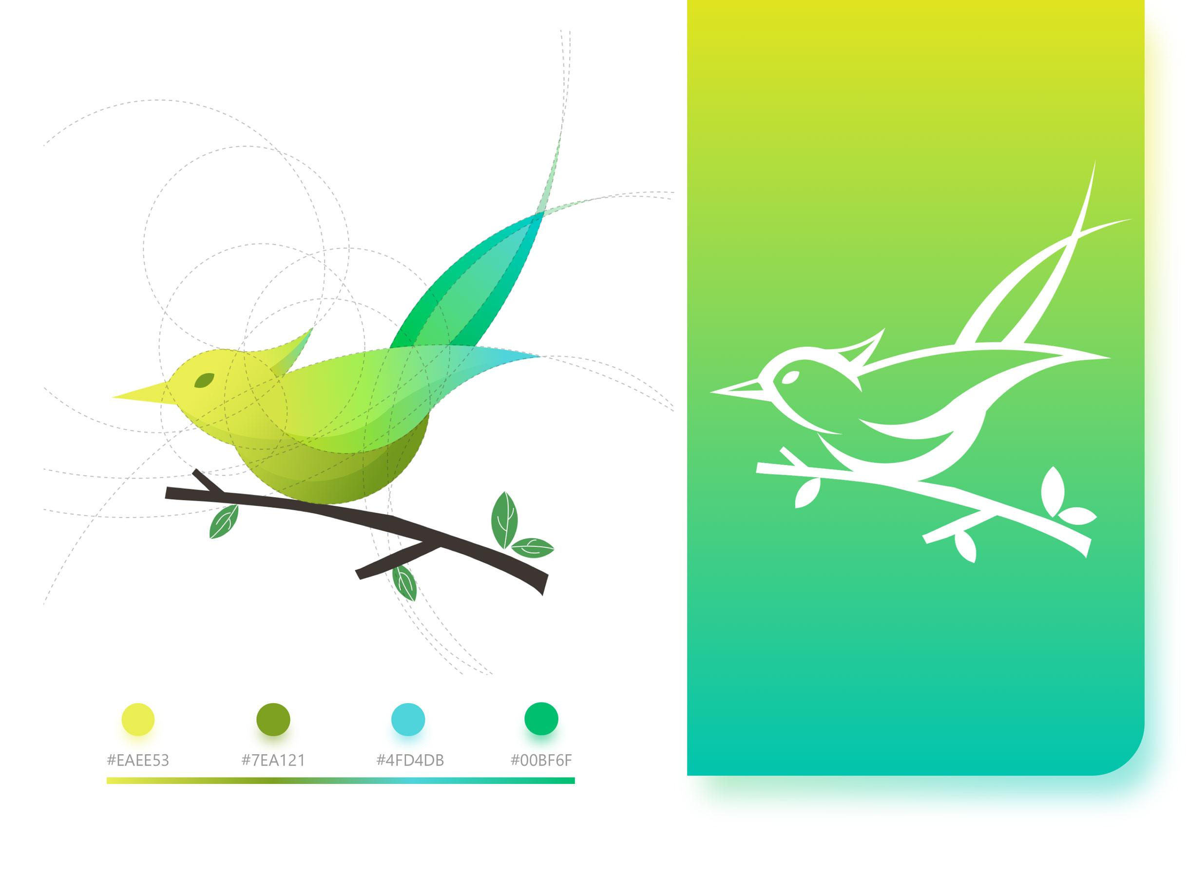LOGO设计_Bird