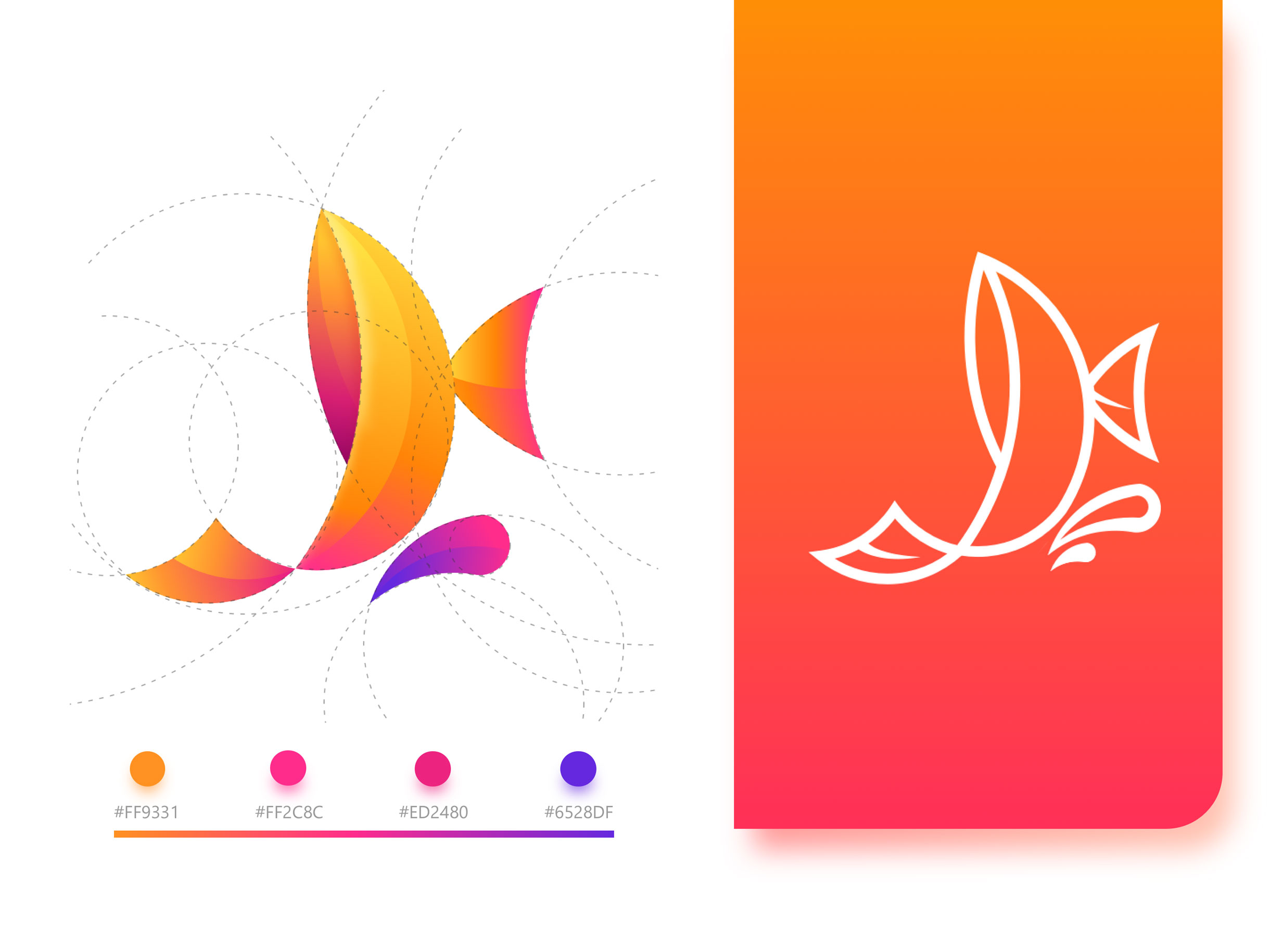 LOGO设计_FISH