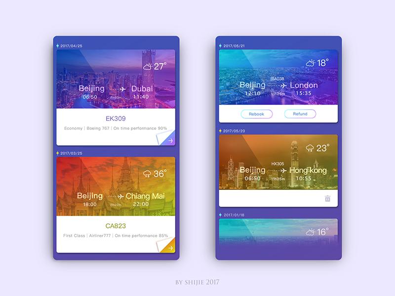 Trips App