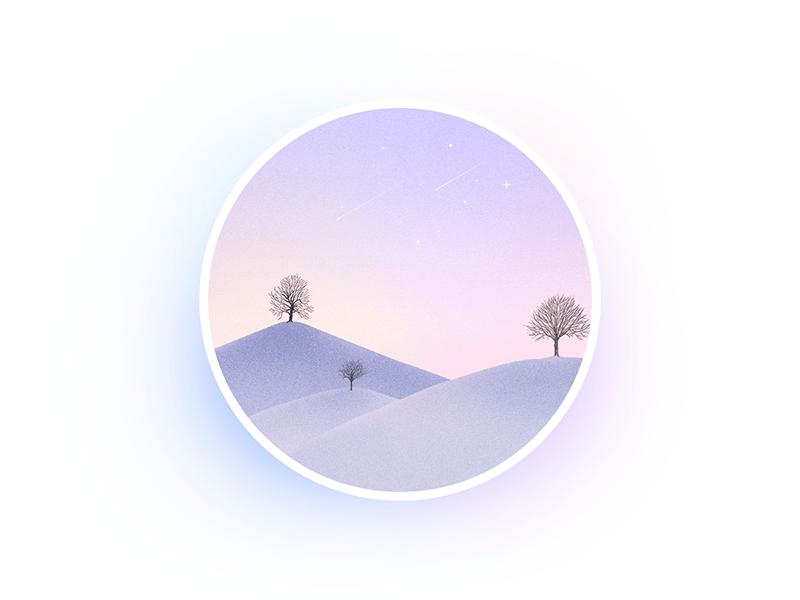 圆里的世界_冬 III
